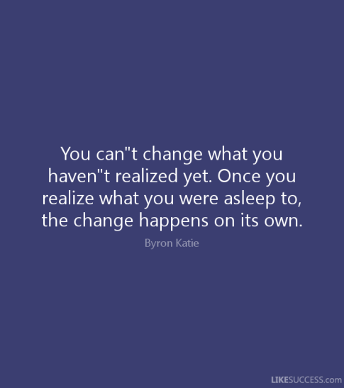 you cant change