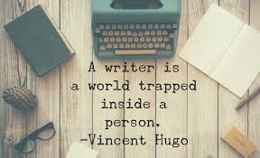 a writer is