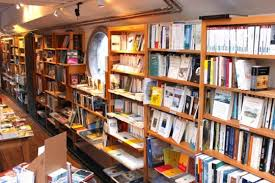 floating bookstore